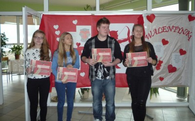 Walentynki wGimnazjum