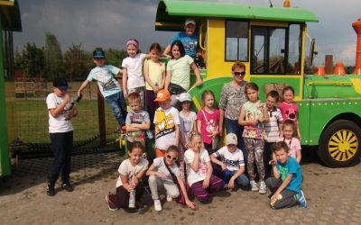 Klasa IIe na wycieczce w Borysewie
