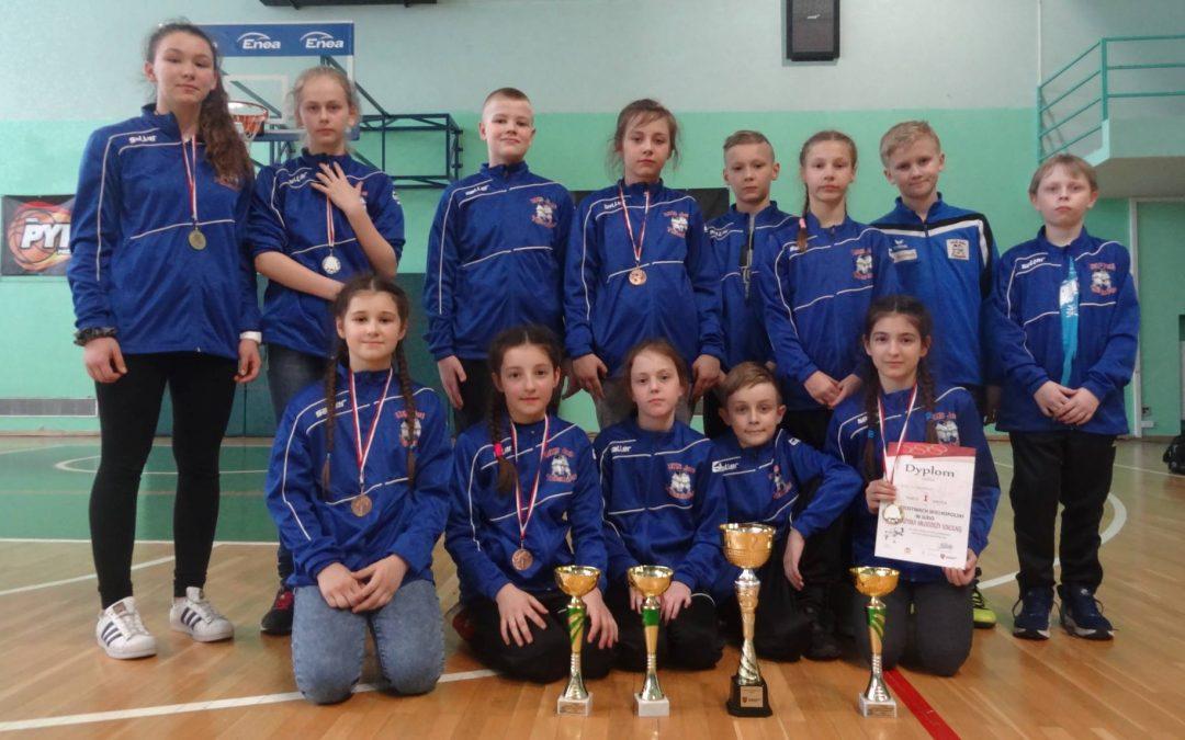 Mistrzostwa Wielkopolski Szkół Podstawowych w Judo