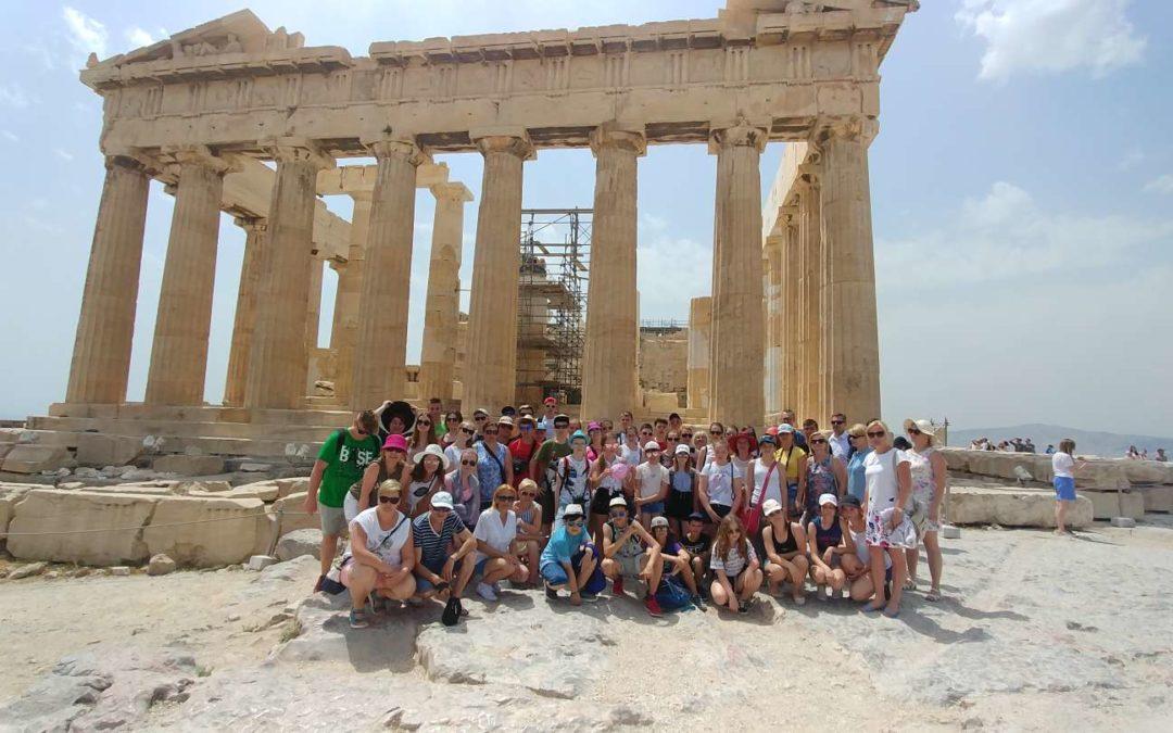 Urzekająca podróż  do Grecji