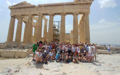 Urzekająca podróż  doGrecji