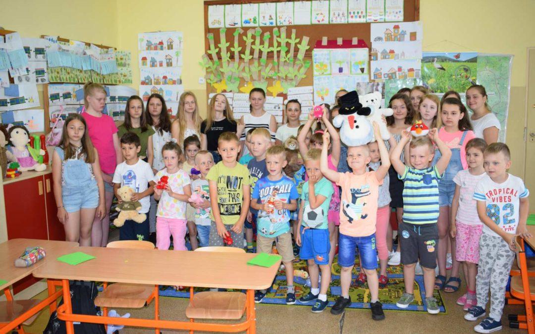 Wizyta w schronisku, Podaruj Misia! – inicjatywa Szkolnego Klubu Wolontariatu w Tuliszkowie