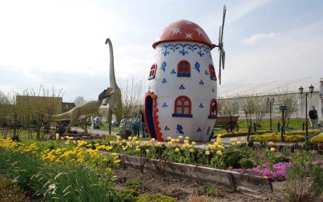 Wycieczka doKrainy św.Mikołaja wKołacinku