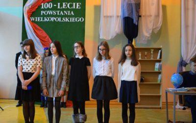 100 rocznica Powstania Wielkopolskiego