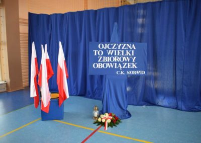 Apel Powstanie Styczniowe 2018-2019 1