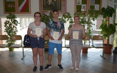 IV Powiatowy Konkurs Wiedzy o Zdrowiu