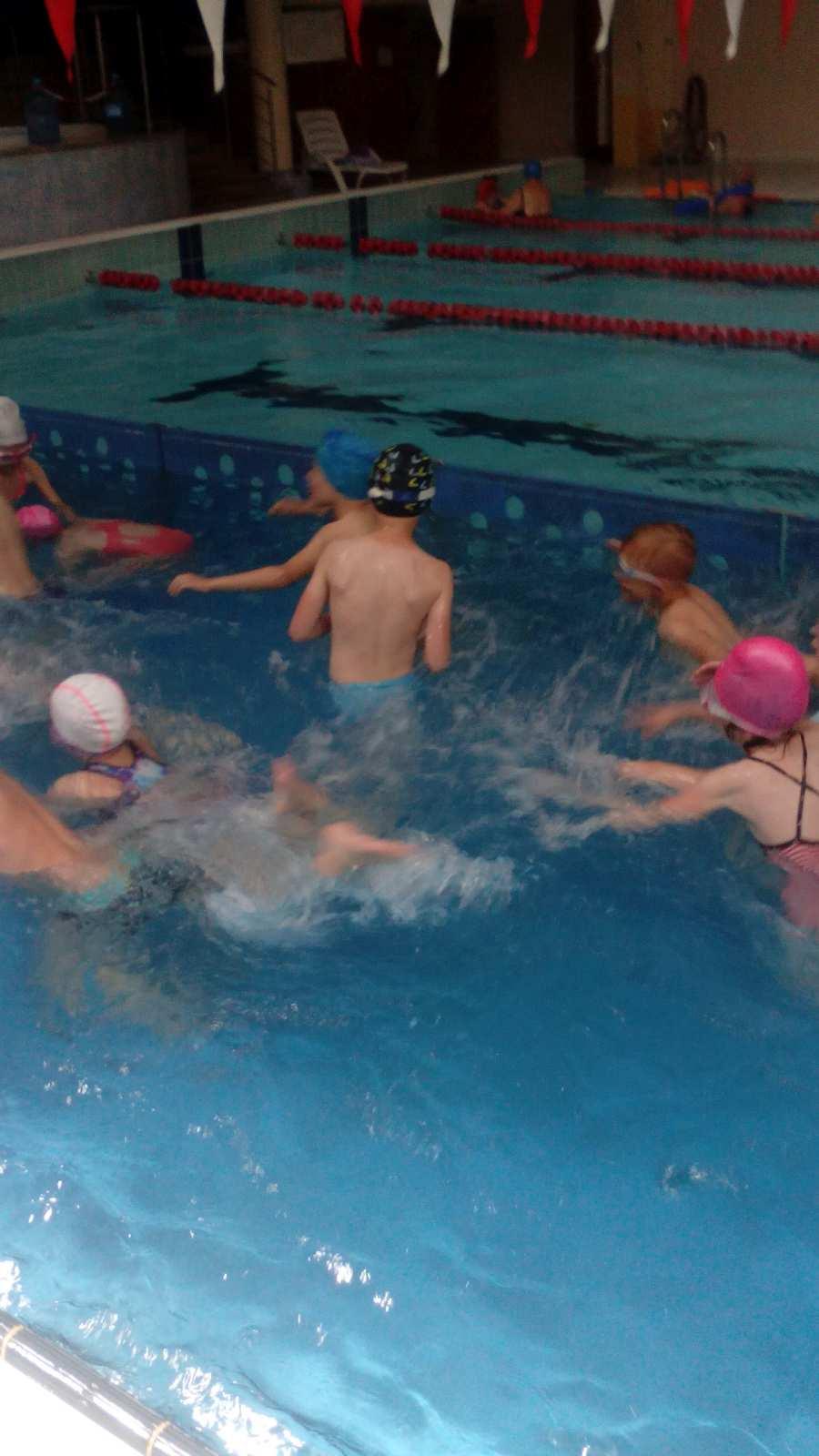 jak nauczyc sie plywac na krytym basenie   Medycynapl