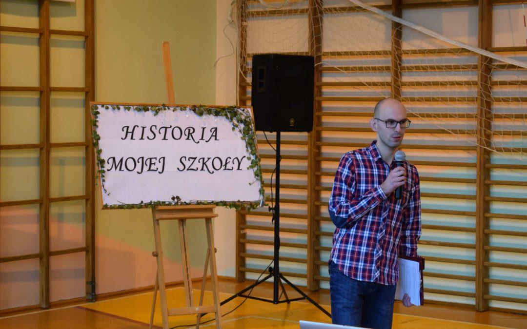 """Konkurs """"Historia mojejszkoły"""""""