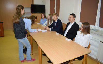 """""""Młodzi głosują – wybory parlamentarne 2019"""""""